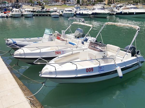 Alcune nostre Barche